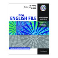 New English File Pre-Intermediate - MultiPACK A