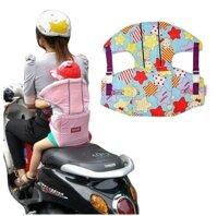 Đai đèo xe máy BC02 - đỡ cổ