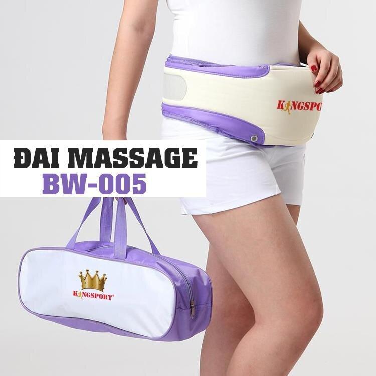 Đai Massage Giảm Béo Kingsport BW-005