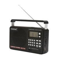 Đài radio USB nghe nhạc Habong KK-F169