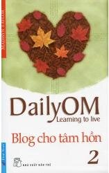 DailyOM - Blog cho tâm hồn - Madisyn Taylor