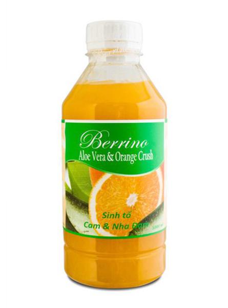 Mứt Berrino cam nha đam