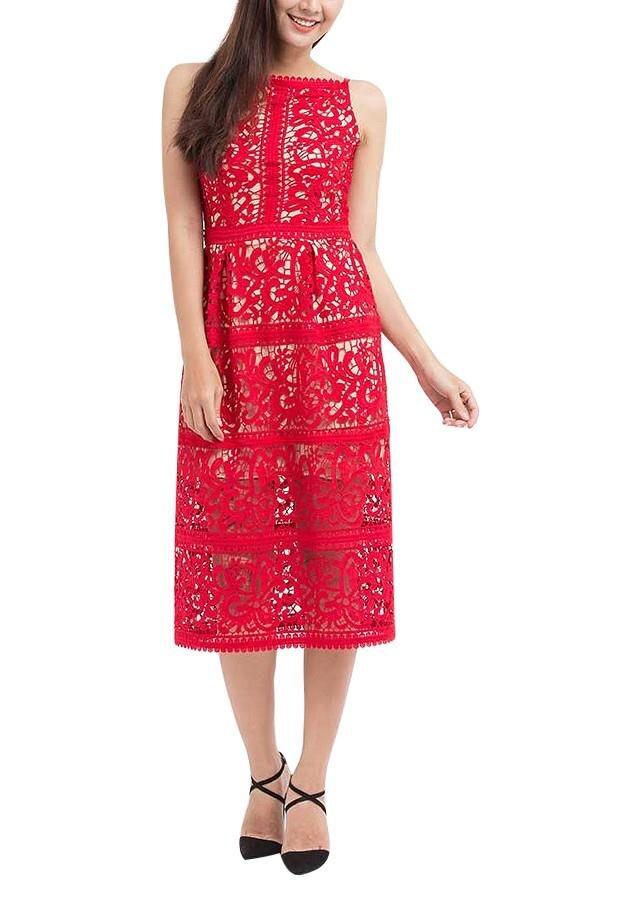 Đầm Amun DMA124