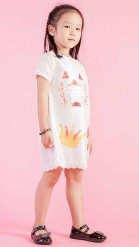 Đầm bé gái Ugether UKID151