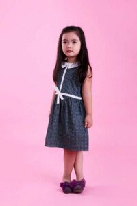 Đầm bé gái Ugether UKID37