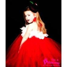 Đầm công chúa cho bé chụp hình giáng sinh Princess PR95
