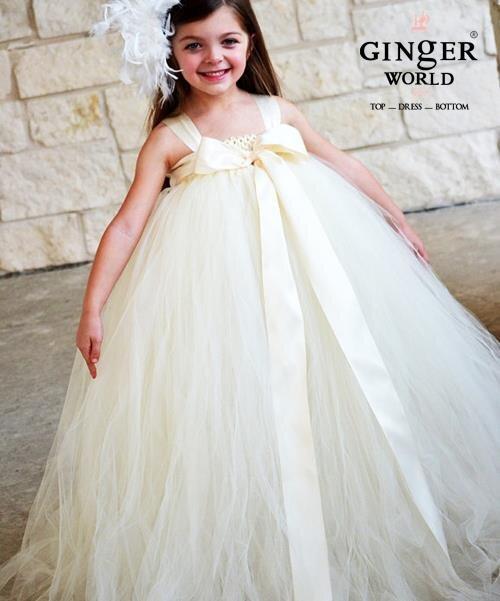 Đầm công chúa cho bé gái Ginger World PD183