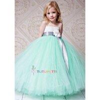 Đầm công chúa cho bé Tutu MLS08