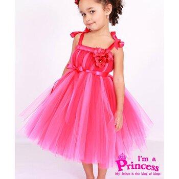 Đầm công chúa đẹp cho bé Princess-PR26