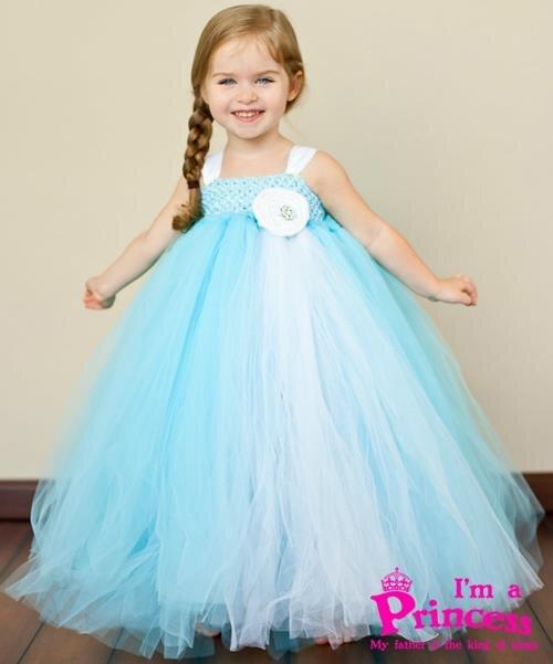 Đầm công chúa đẹp cho bé Princess PR002