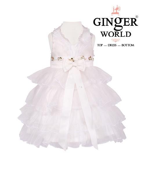 Đầm công chúa Pha Lê GINgER WORLD PD324