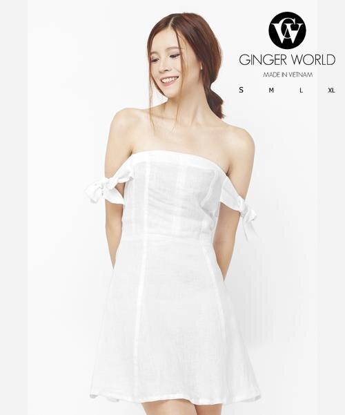 Đầm cúp ngực Ginger World GWD0008