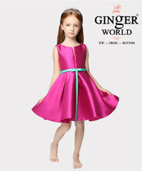 Đầm Dạ Hội Ginger World Nữ Thần Eos HQ456