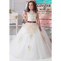 Đầm dạ tiệc cho bé Ginger World HQ657