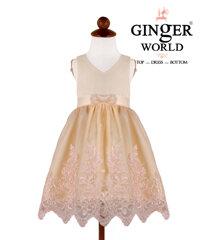 Đầm dự tiệc Rosana HQ409 GINgER WORLD