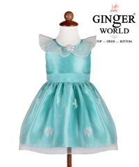 Đầm dự tiệc Turquoise HQ431