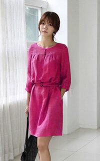 Đầm Linen thanh lịch