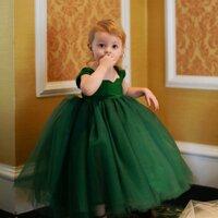 Đầm phù dâu cho bé Tutu-67