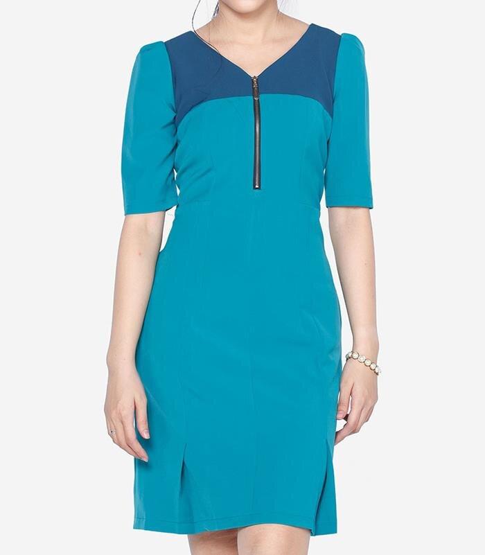 Đầm tay lỡ The One Fashion DDY2871XA