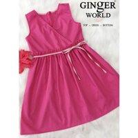 Đầm thanh lịch cho bé Gingerworld SC213