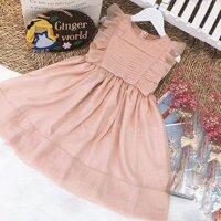 Đầm thanh lịch cho bé Gingerworld SC308