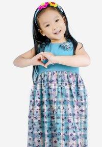 Đầm vải bé gái Ugether UKID88