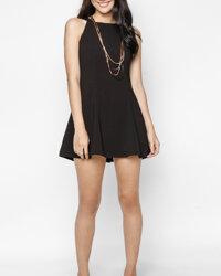 Đầm yếm không tay thời trang MINT Basic MB2D1403BA
