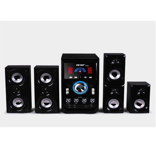 Dàn âm thanh bluetooth SAST 9018, 5.1