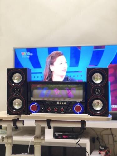 Dàn âm thanh hát karaoke Bluetooth Isky - SK335 2.1