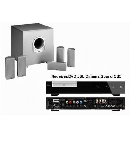 Dàn âm thanh JBL SCS180.5 + Đầu DVD JBL CS5