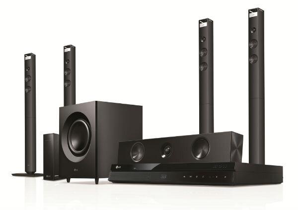 Dàn âm thanh LG BH9520TW - 5.1, Bluray, 3D