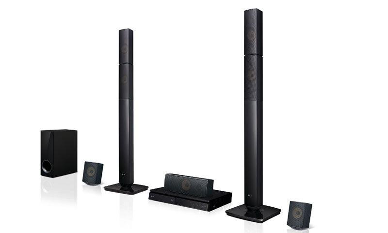 Dàn âm thanh LG LHB645N - 5.1 kênh, 1000W