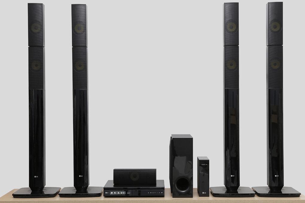 Dàn âm thanh LG LHB655NW - 5.1 kênh, 1000W