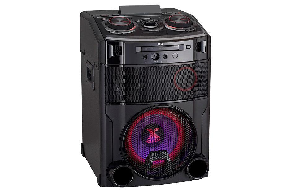 Dàn âm thanh LG Mini Audio OM7550D