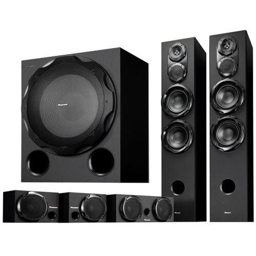 Dàn âm thanh Pioneer S-RS77TB (5loa RS77TB+1loa S-RS3SW)