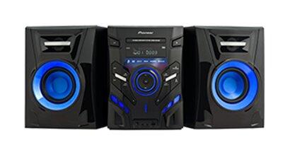Dàn âm thanh Pioneer X-RSM310DVH - dàn DVD mini