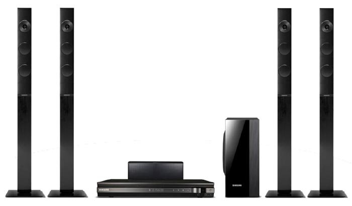 Dàn âm thanh Samsung HT-D455K