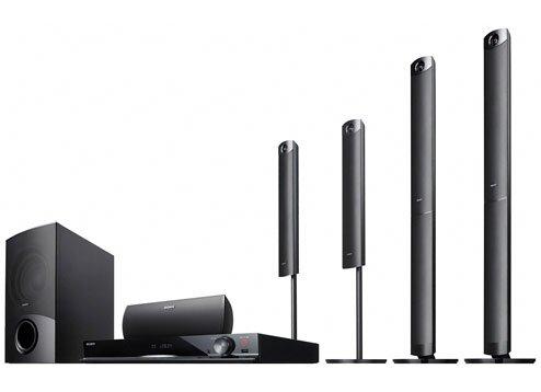 Dàn âm thanh Sony DAV-DZ840K - 5.1