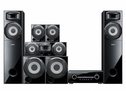 Dàn âm thanh Sony HT-DDW3500