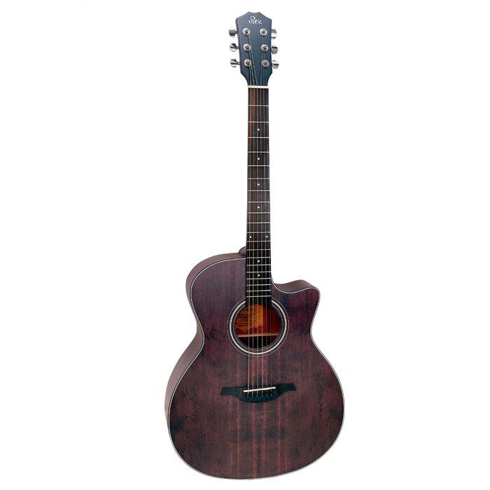 Đàn Guitar Acoustic Rex RA12C