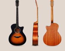 Đàn guitar acoustic Rex RA1C