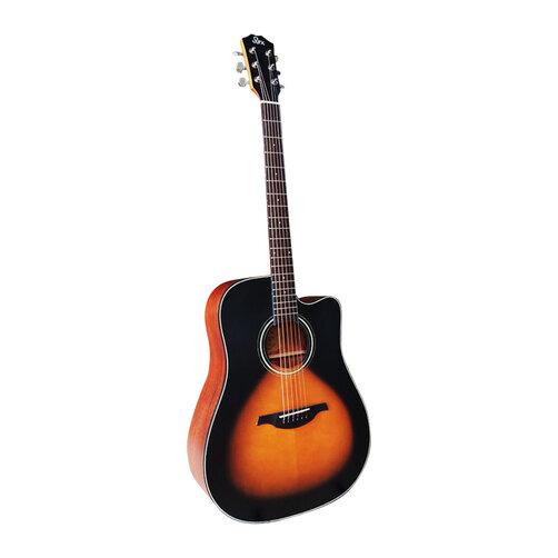 Đàn guitar acoustic Rex RD1C-VS