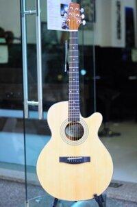 Đàn guitar Acoustic Stagg NP32MJCBB