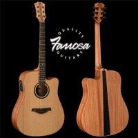 Đàn Guitar Famosa Acoustic FD450CUE