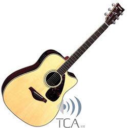 Đàn Guitar Yamaha FGX730SC