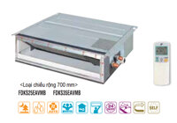 Dàn lạnh Daikin 9000 BTU 1 chiều Inverter FDKS25EAVMB gas R-410A