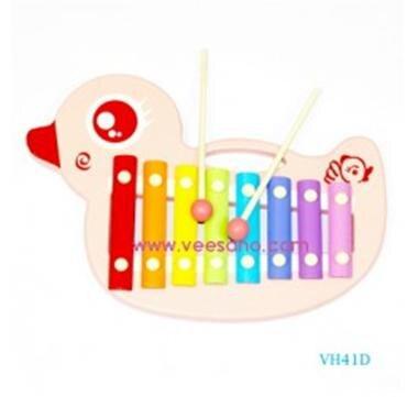 Đàn Xylophone 8 phím Gà con Veesano VH41D