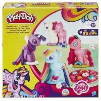 Đất nặn Play Doh Tạo hình Pony B0009