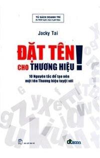 Đặt tên cho thương hiệu - Jacky Tai