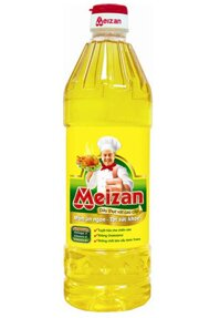 Dầu ăn Meizan 1 lít